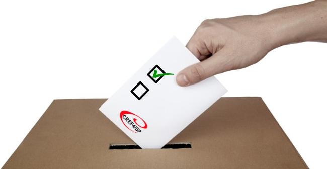 Eleições CREF 2018