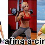 Como afinar a cintura. Dicas de exercícios e alimentação.