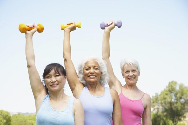 Qual é o melhor exercício na menopausa?