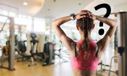 Nove erros das mulheres na academia