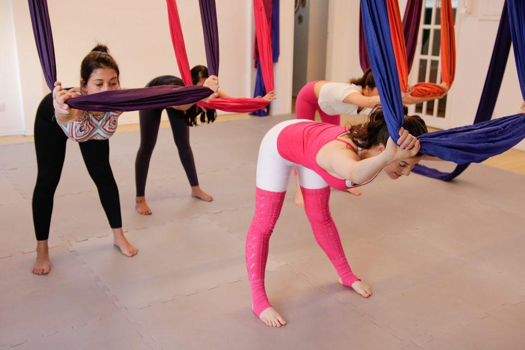 Ballet Fly - Mobilizações da coluna