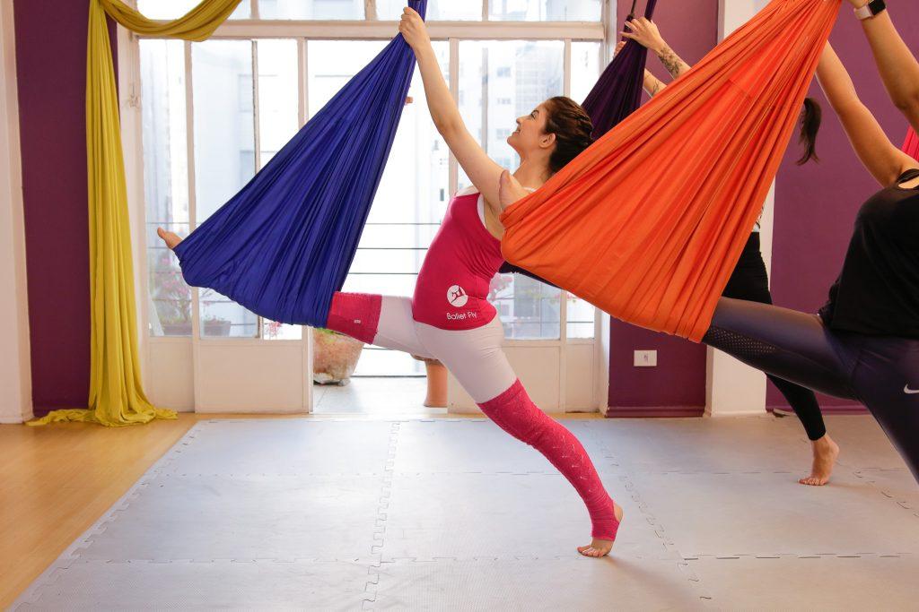 Ballet Fly - Alongamentos de Ballet