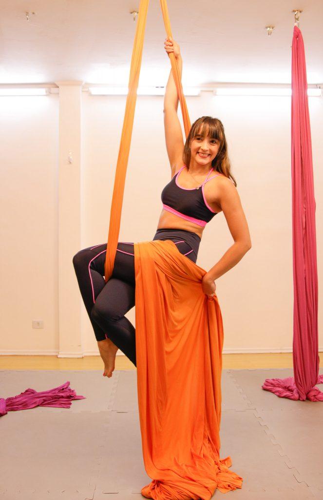 Ballet Fly - Cadeirinha da Chave de Cintura