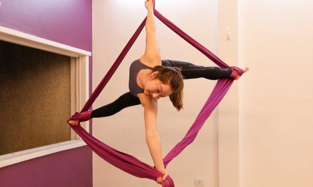 Ballet Fly – 10 exercícios do iniciante ao avançado