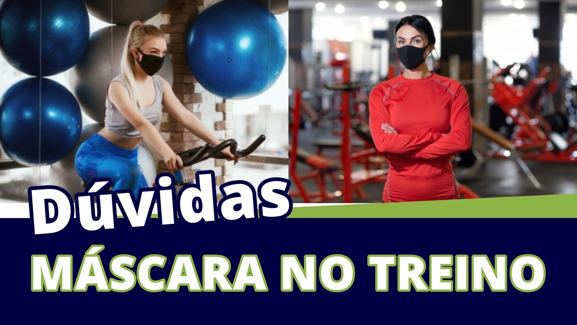 Usar máscara para treinar tem problema? Qual a melhor máscara para fazer exercício.