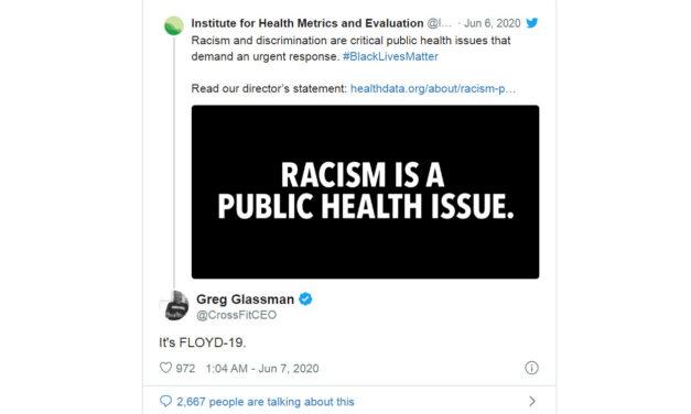 CROSSFIT comentário racista de CEO da marca causa cancelamento de contratos